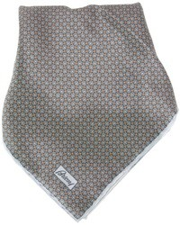 Brioni Patterned Pocket Square