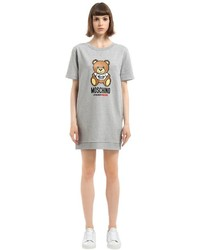 Underbear print cotton sweatshirt dress medium 4417671