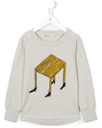 Bobo Choses Table Legs Print Sweatshirt