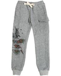 Myths Printed Cotton Jogging Pants