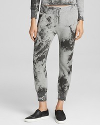 Bloomingdale's Pam Gela Print Sweatpants