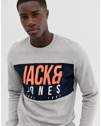 Jack & Jones Core Panel Sweatshirt
