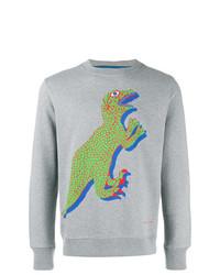 Ps By Paul Smith Dinosaur Long Sleeve T Shirt