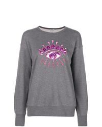 Kenzo Embellished Eye Sweatshirt