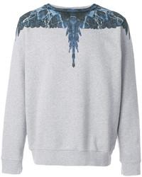 Marcelo Burlon County of Milan Graphic Print Sweatshirt