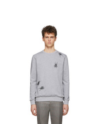 Paul Smith Grey Beetle Sweatshirt