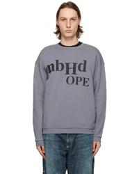 Neighborhood Grey Loopc Sweatshirt