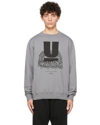 Undercover Grey U Sweatshirt