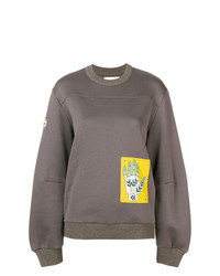 Chloé Hand Patch Sweatshirt