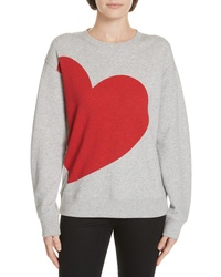 kate spade new york Heart Sweatshirt