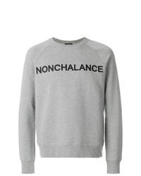 N°21 N21 Nonchalance Sweatshirt