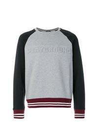 N°21 N21 Relief Playground Motif Sweatshirt