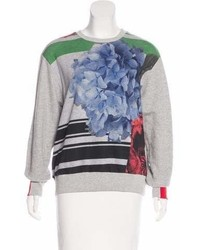 Preen by Thornton Bregazzi Preen Oversize Printed Sweatshirt