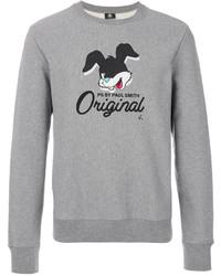 Paul Smith Ps By Rabbit Print Sweatshirt