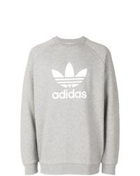adidas Trefoil Warm Up Sweatshirt