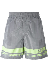 Stone Island Marina Nylon Metal Swim Shorts