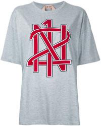No.21 No21 Printed Oversized T Shirt