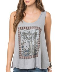 Elephant graphic tank medium 817037