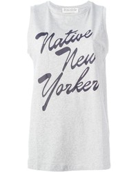 Tre Ccile Native New Yorker Print Top
