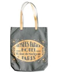 Graphic tote bag black medium 3684266