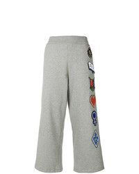 Opening Ceremony Sorority Patch Flared Trousers