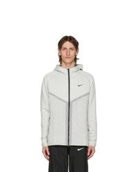 Nike Grey Tech Pack Windrunner Jacket