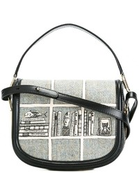 Olympia le tan printed hobo crossbody bag medium 742360