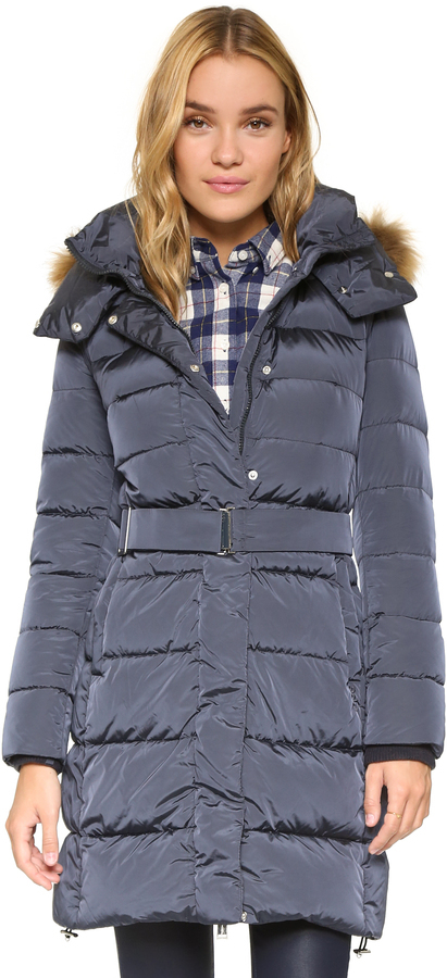 b6efa09ffb4 Add Down Down Coat With Fur, $564 | shopbop.com | Lookastic.com