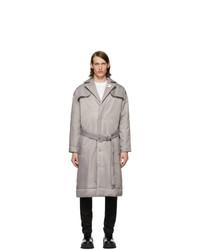 032c Grey Cosmic Workshop Coat