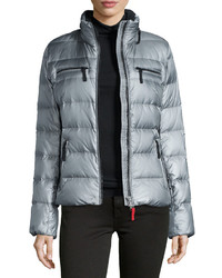 Grey puffer jacket original 4181669