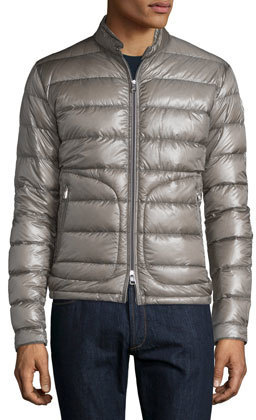 Acorus Puffer Down Jacket Gray