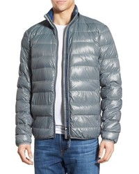 adidas Packable Water Resistant Quilted Down Jacket