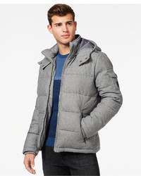 Men S Puffer Jackets By Guess Lookastic
