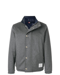 Thom Browne Reversible Down D Cashmere Jacket