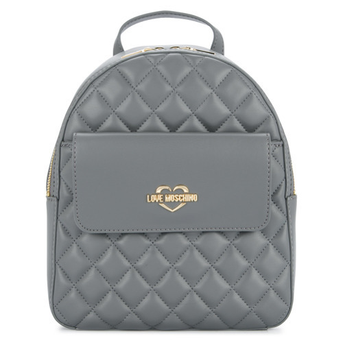074d7c98cae ... Love Moschino Small Quilted Backpack ...