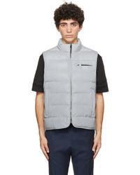 Hugo Silver Reflective Baltino2112 Vest