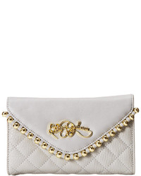 Betsey Johnson Betseys Ball Chain Clutch