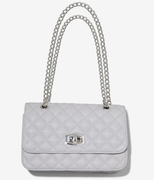 Express Quilted Chain Strap Shoulder Bag Where To Buy How To Wear