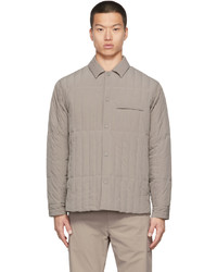 Theory Down Quilted Walker Jacket
