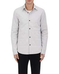Isaora Quilted Cotton Shirt Jacket