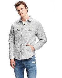 Quilted shirt jacket for medium 3747704