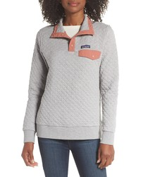 Patagonia Snap T Quilted Pullover