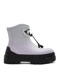 Moncler Genius 6 Moncler 1017 Alyx 9sm White Alison Boots