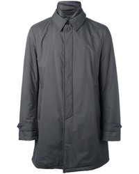 Herno Built In Gilet Raincoat