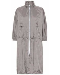 Prada Cropped Sleeve Rain Jacket