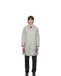 MACKINTOSH Grey Dunkeld Coat