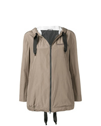 Brunello Cucinelli Hooded Parka Coat