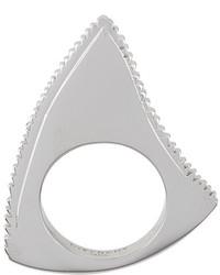 Givenchy Jagged Ring