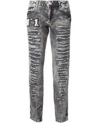 Philipp Plein Sweetie Boyfriend Jeans