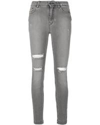 Distressed jeans medium 5276220